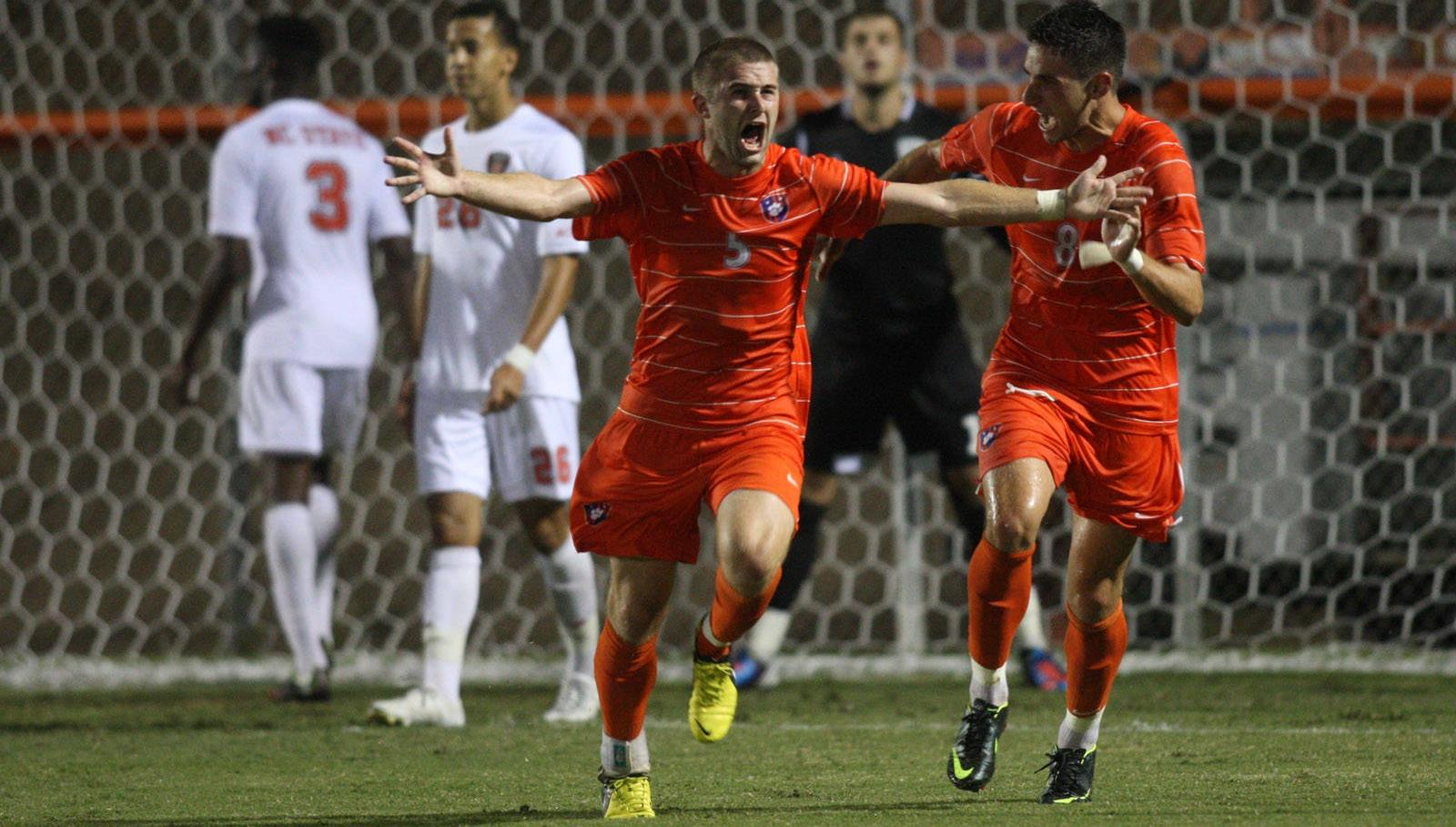 Clemson's Austin Savage Honored by the Atlantic Coast Conference
