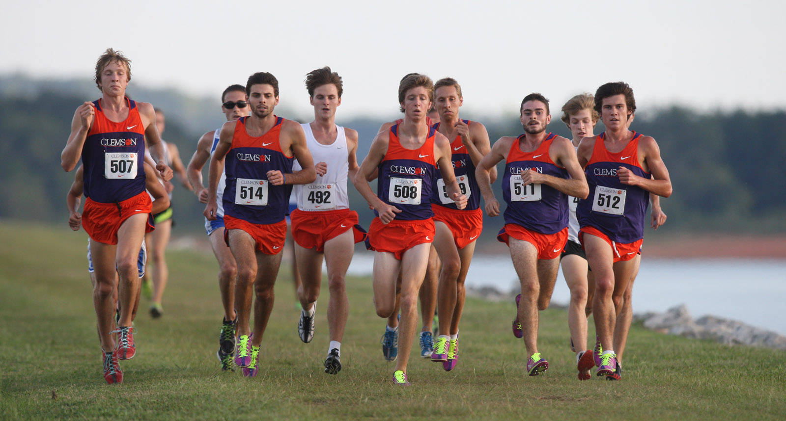 Cross Country Travels to Charlotte for NCAA Southeast Regional Championships