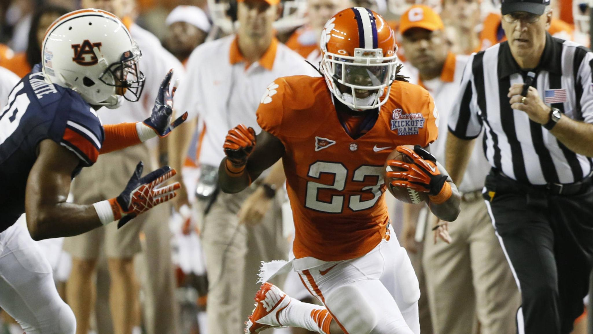 Clemson vs. Ball State Football Game Notes