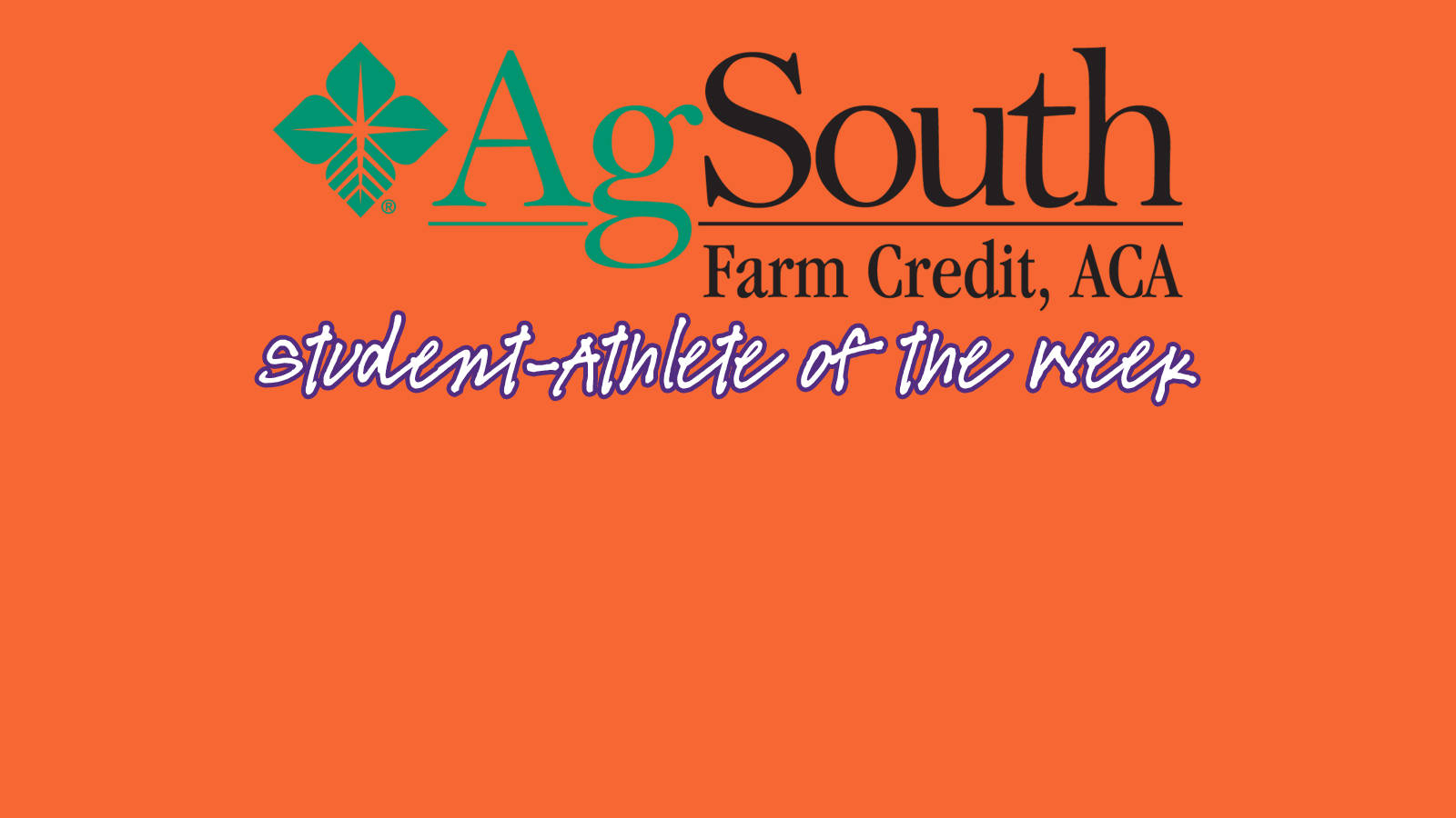 AgSouth Homegrown Athlete of the Week – Austin Savage