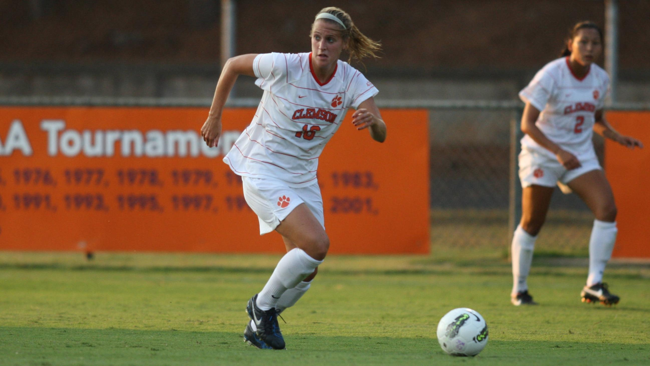 Women's Soccer Spotlight: Heather Marik