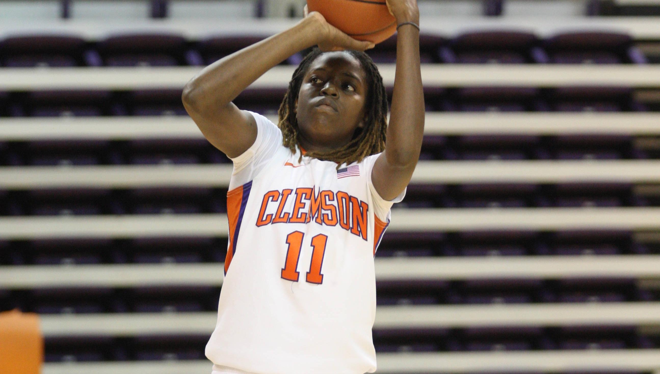 Clemson Women's Basketball Picked to Finish Tenth in ACC Preseason Polls
