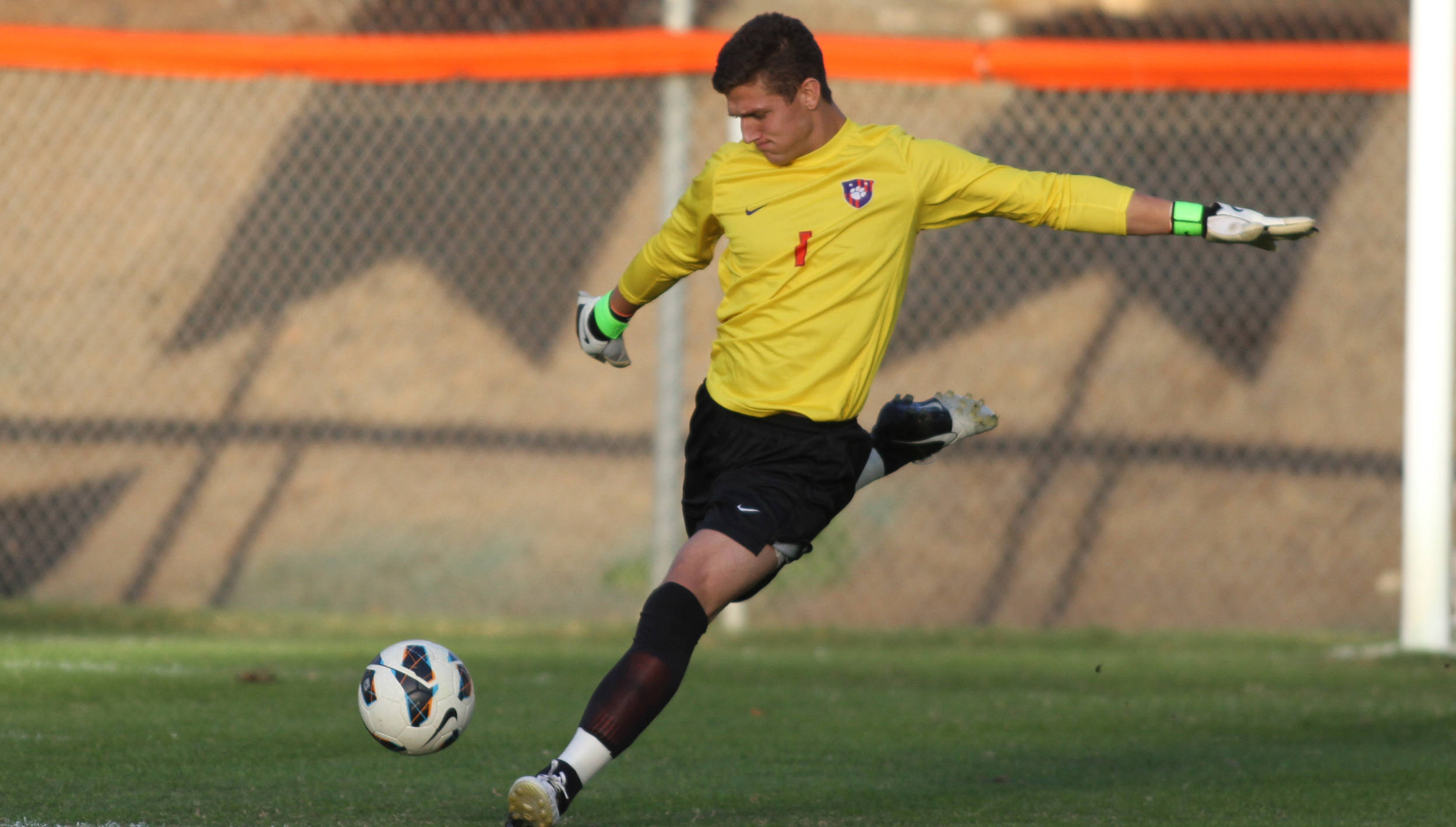 Clemson and #1-Ranked Maryland Play to a 2-2 Draw