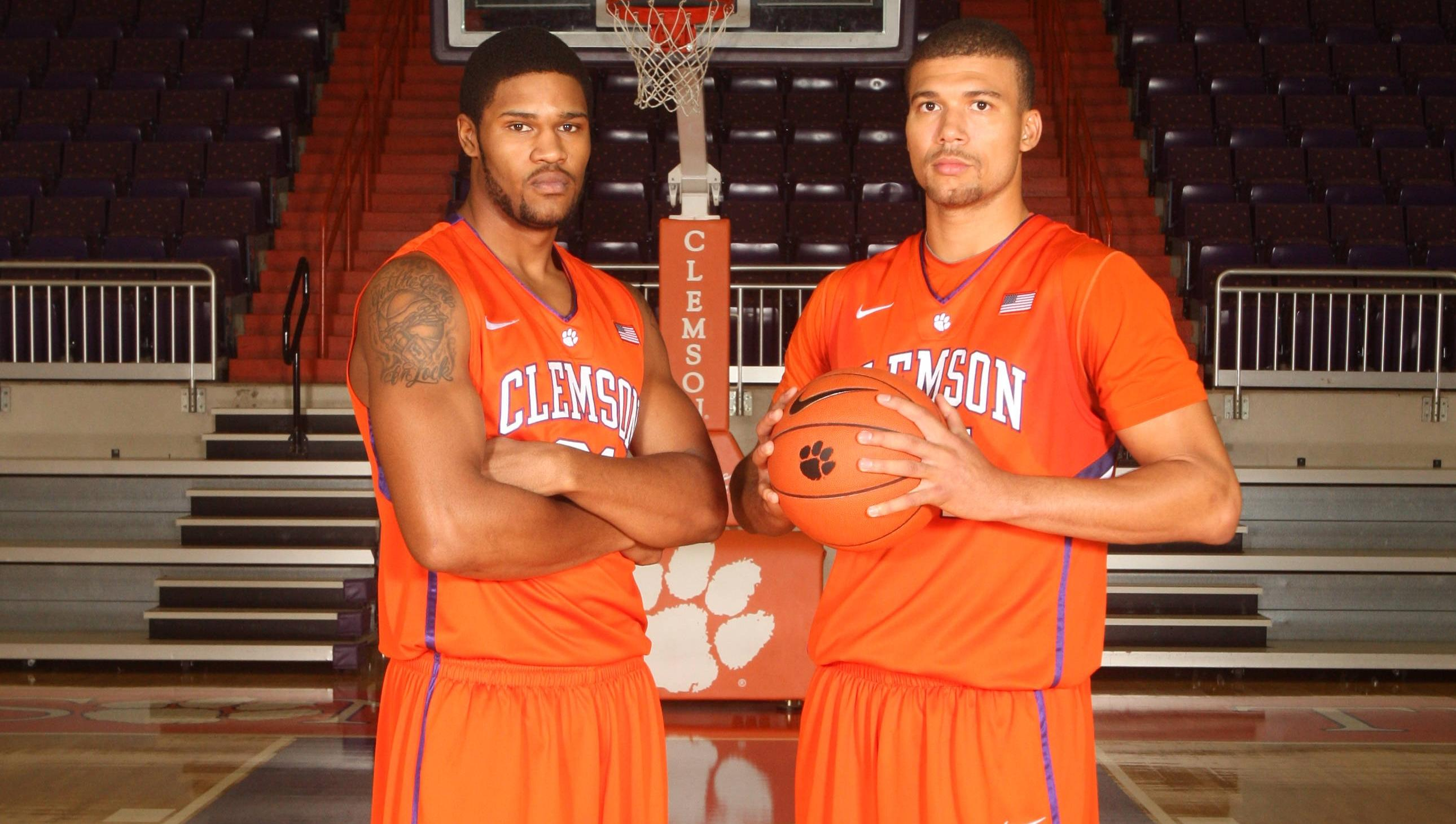 Exclusive: Booker, Jennings give Tigers formidable post presence