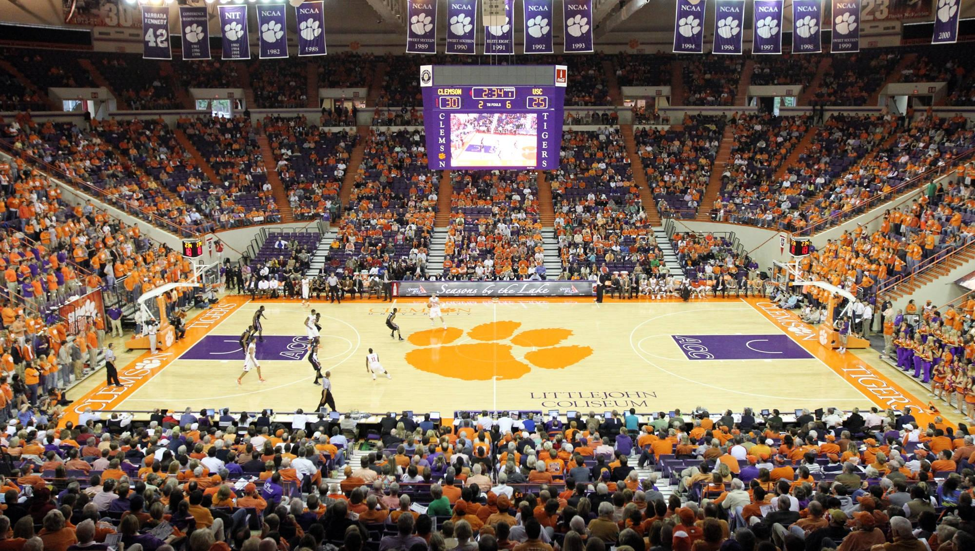 Clemson Basketball 2012-13 Ticket Information Announced