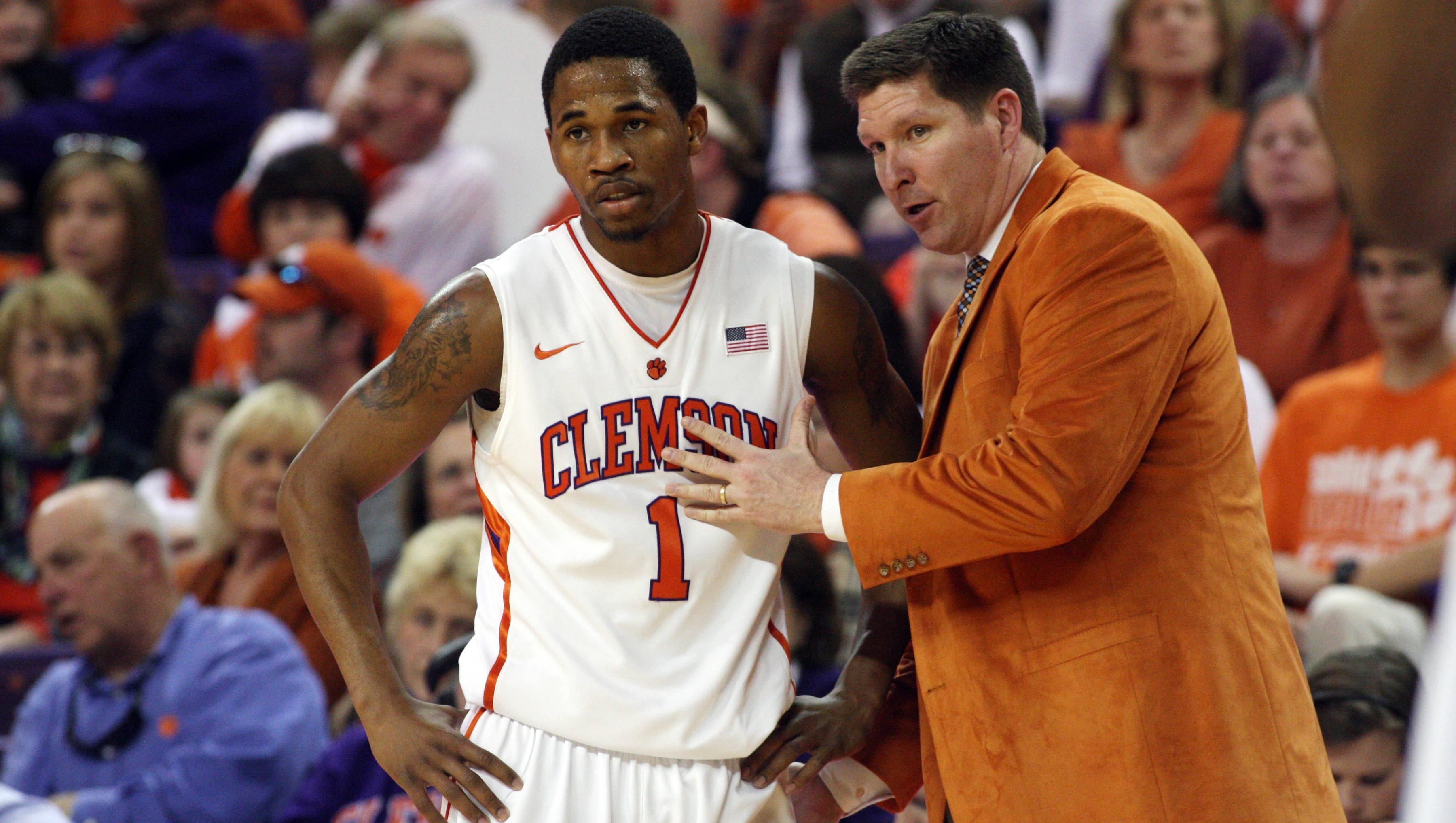 Clemson Eighth in ACC Coaches Preseason Men's Basketball Poll