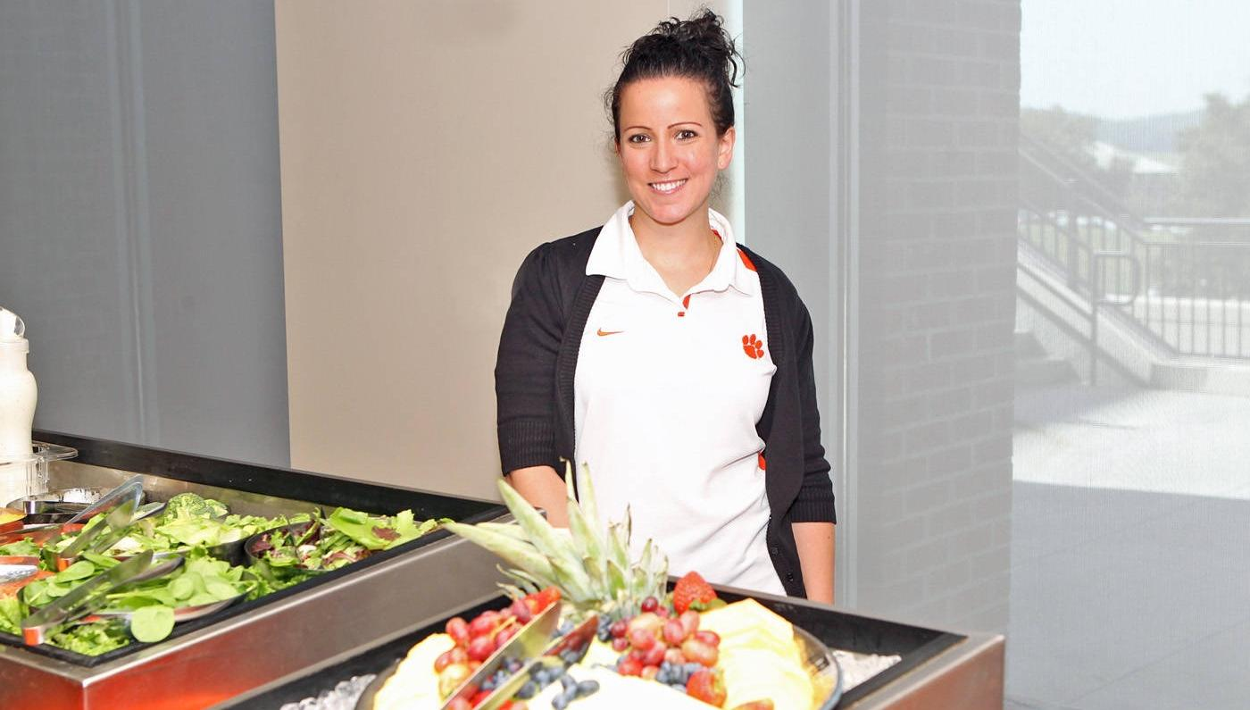 Chan Fills Sports Nutritionist Position