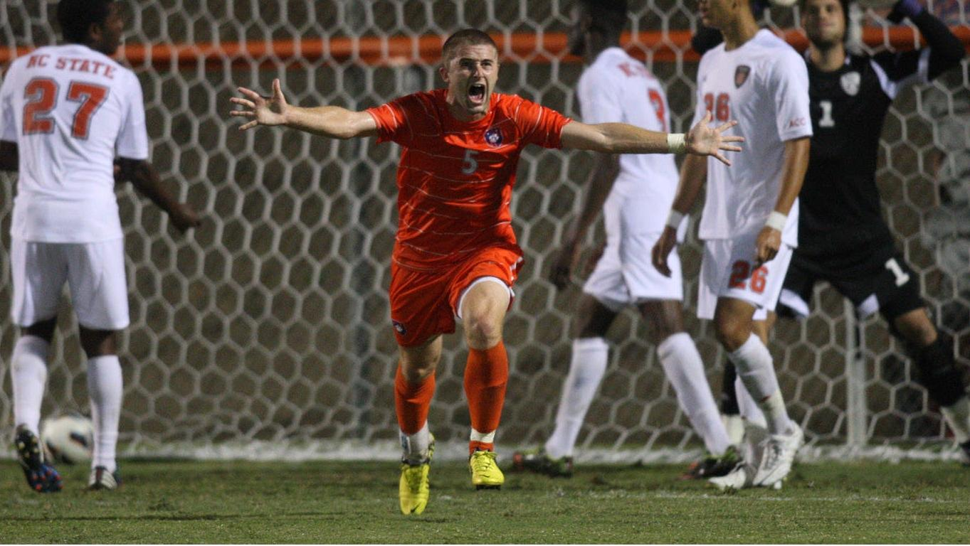 Clemson Defeats UNC-Greensboro 2-0