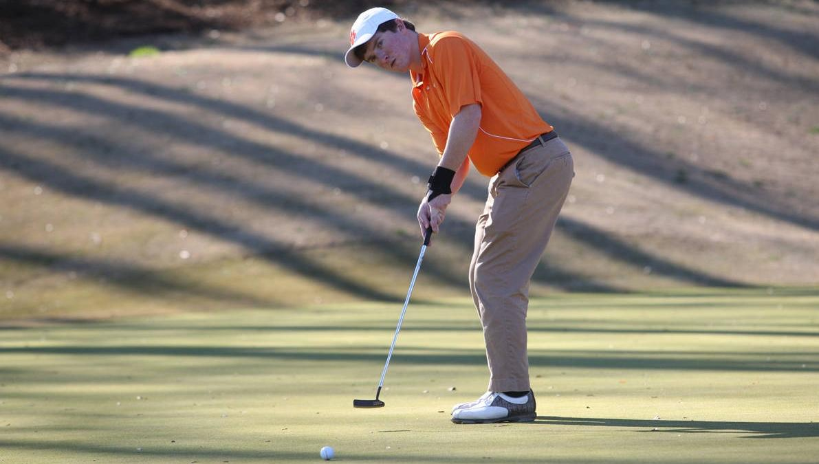 Clemson Returns to Course Saturday