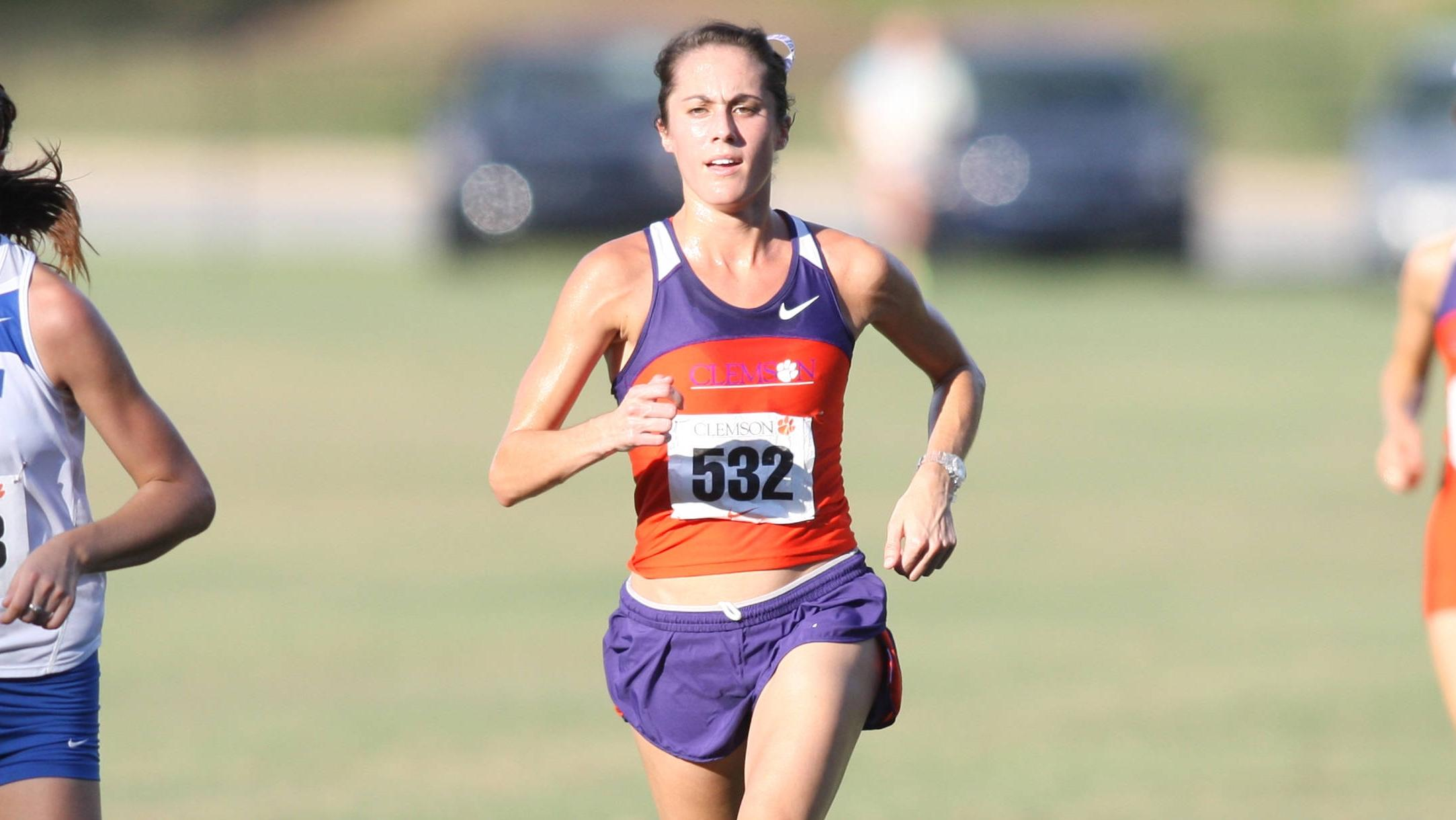 Clemson Women Seventh, Men 10th at ACC Cross Country Championships
