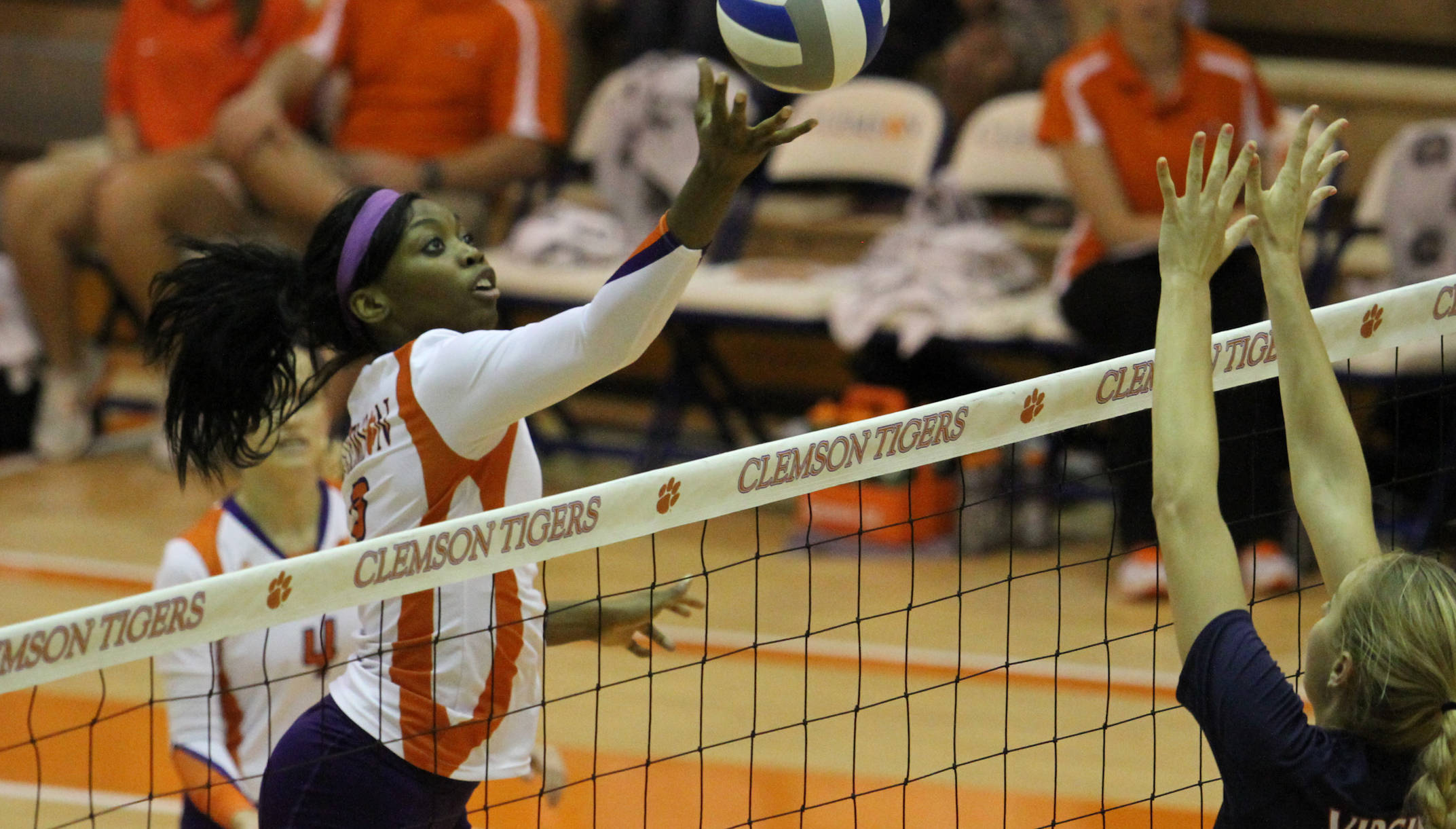 No. 24 Miami Edges Clemson in Five