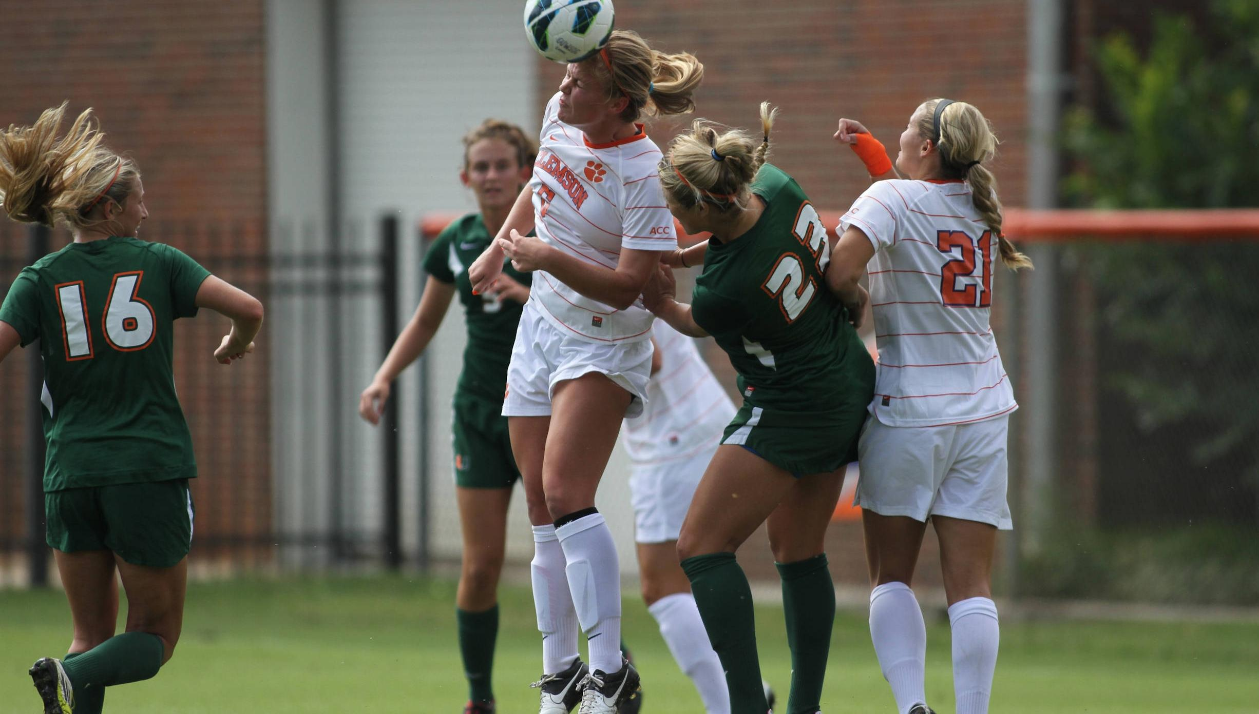 Tigers Fall to Miami 2-0 Sunday at Historic Riggs Field