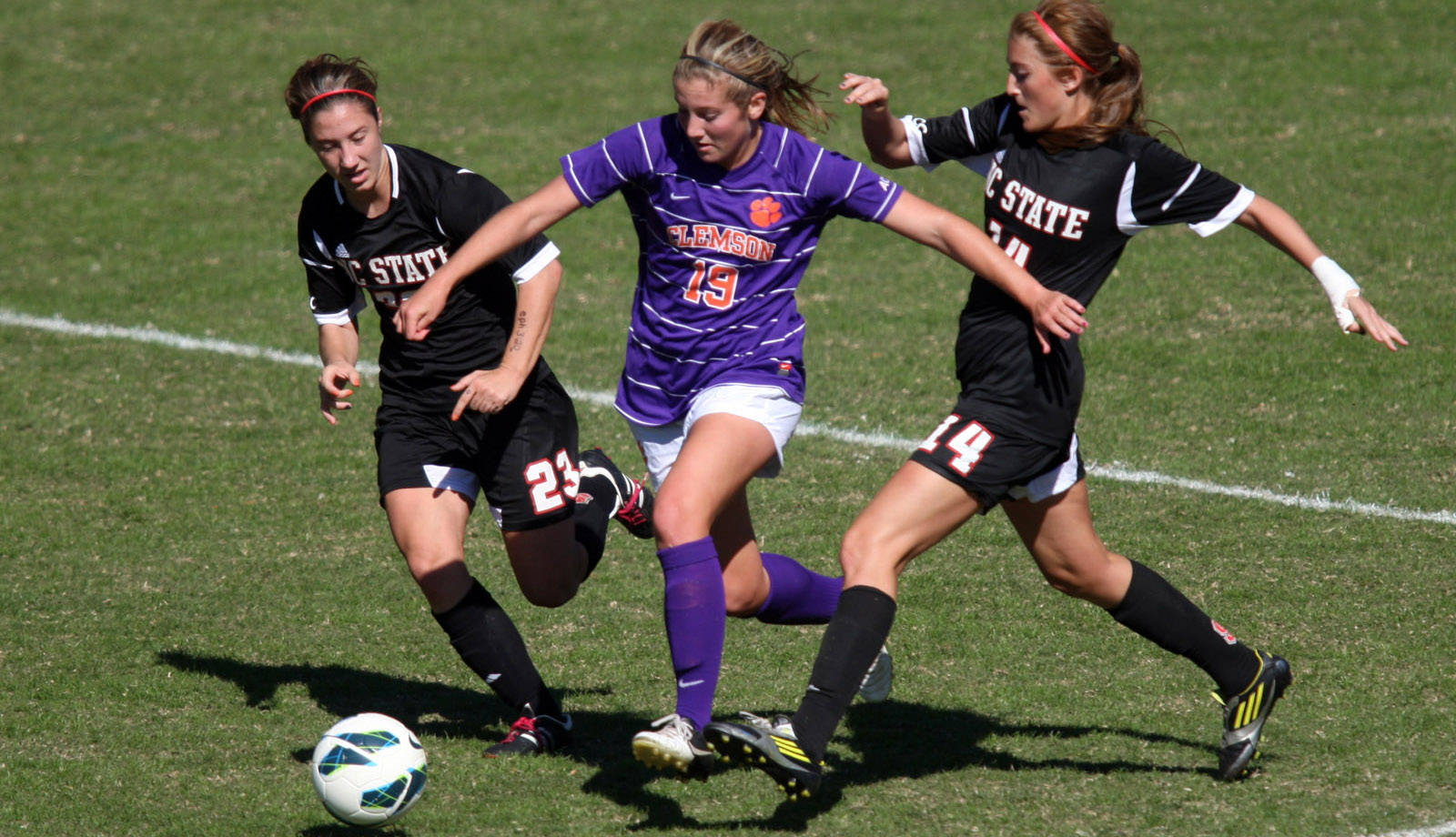 Location Change Announced for April 9 Women's Soccer Spring Matches