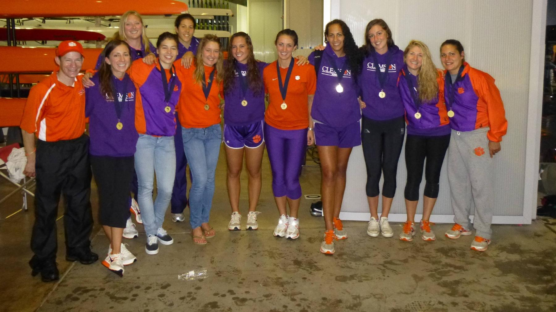 Rowing Successful at Head of the Oklahoma