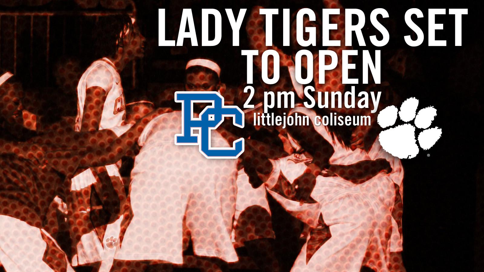 Lady Tigers Open Season Sunday