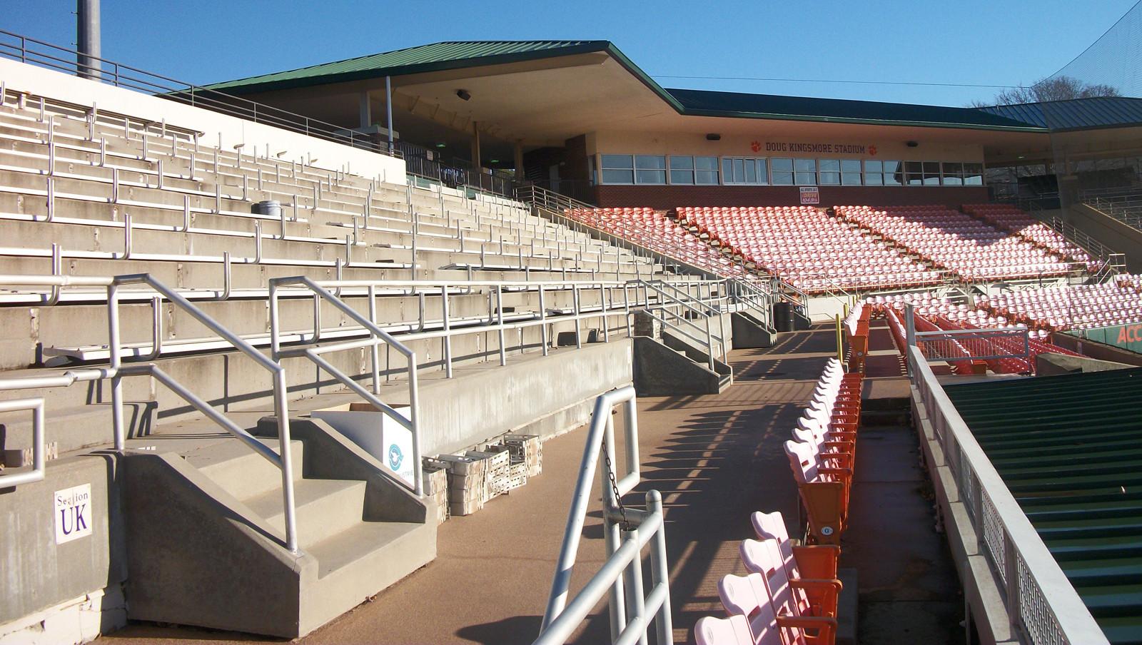 Clemson Baseball Video Report: Kingsmore Stadium Renovation Update