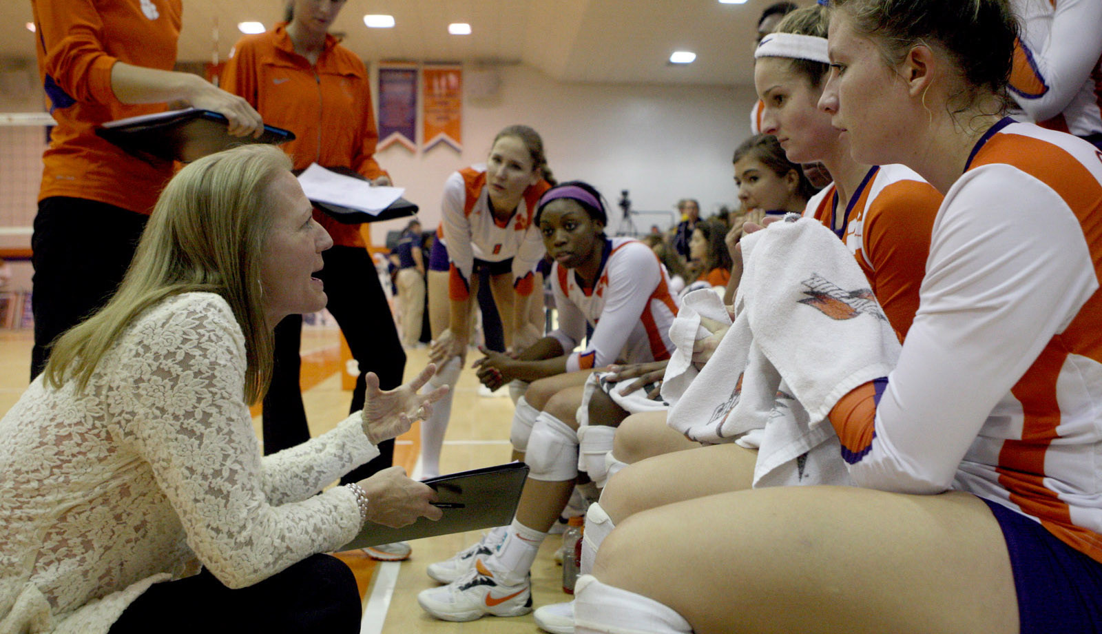 Clemson Volleyball Announces Spring Schedule