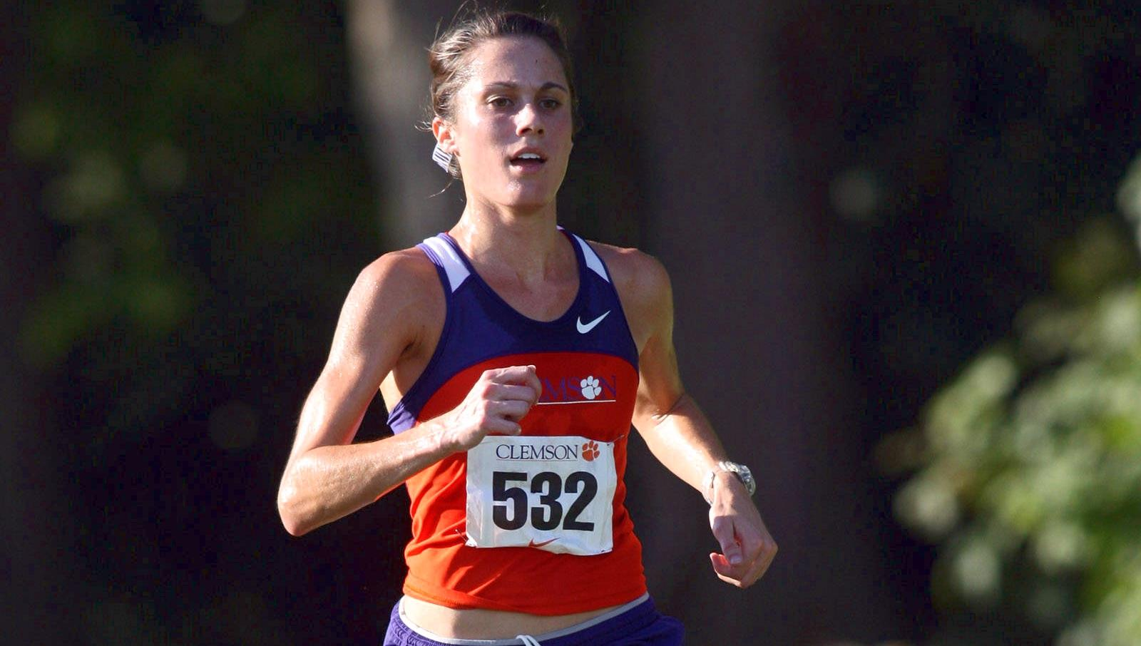 Clemson's Barker Earns All-Academic Recognition from USTFCCCA