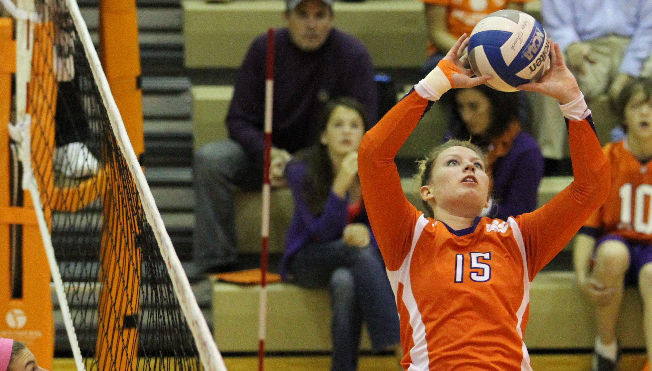 Clemson Takes Three Sets from Wofford in Exhibition Action