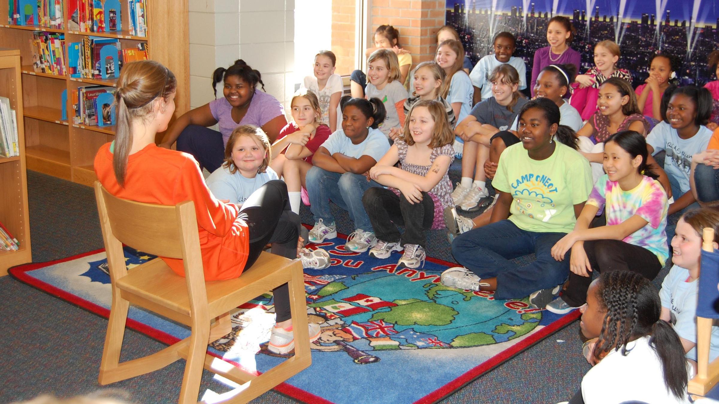 Be a T.I.G.E.R! Character Education Program: T.I.G.E.R! Read