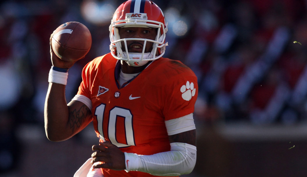 Clemson Surges Past 'Pack in Offensive Bonanza