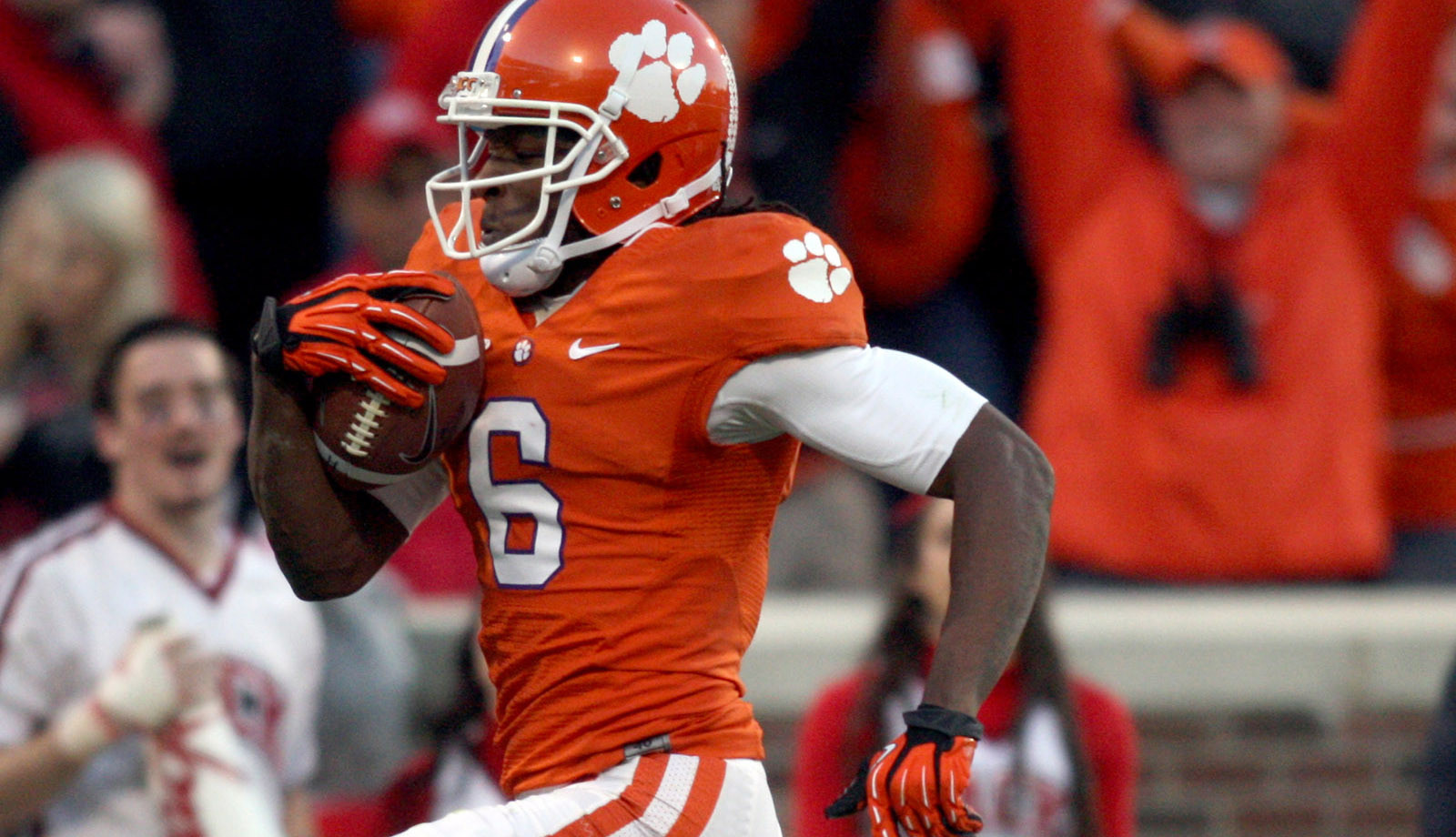 Clemson Football Video Report: NC State Game Sights & Sounds