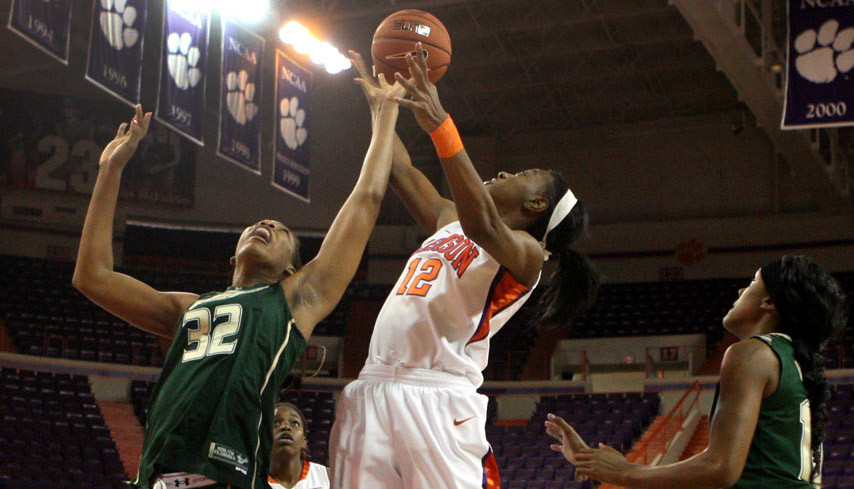 Lady Tigers Take Down Providence in Myrtle Beach