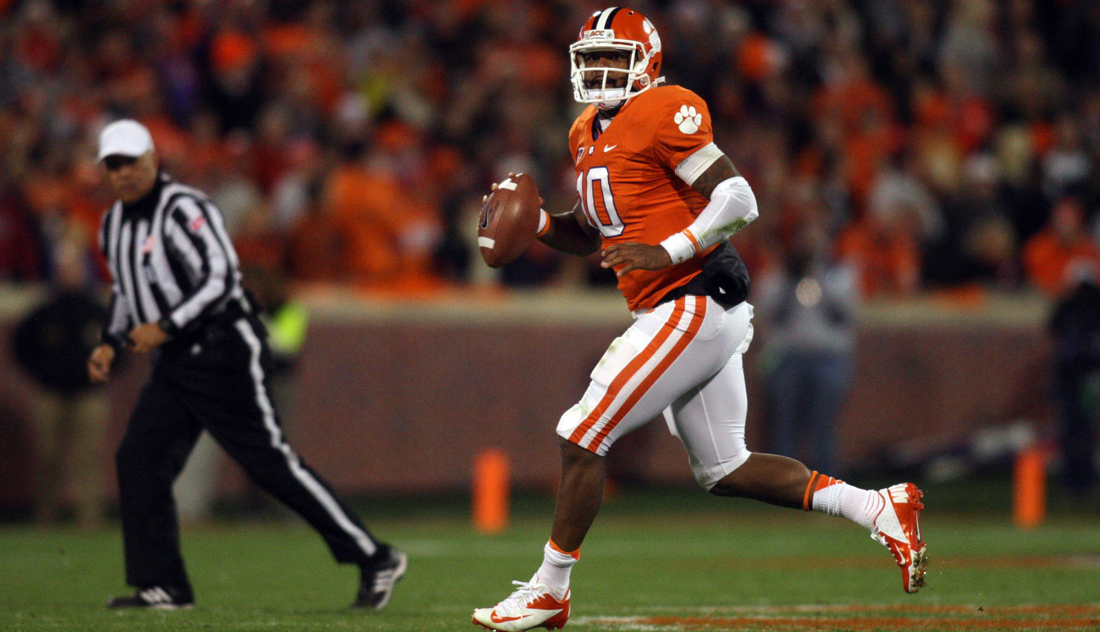 Boyd One of 10 Finalists for Manning Award