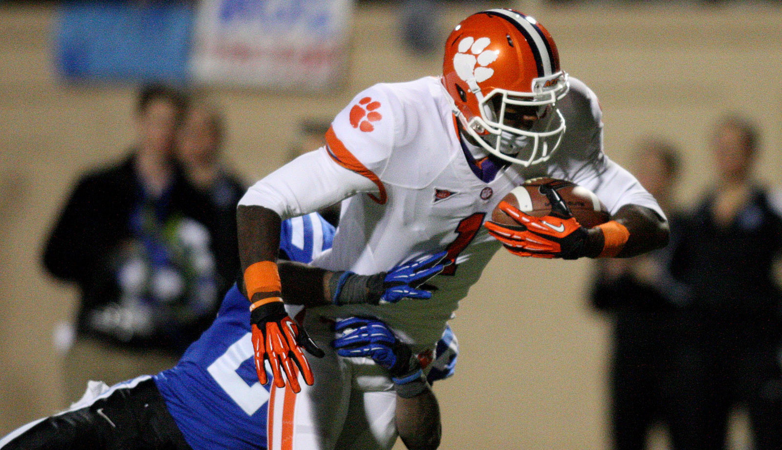 Television Networks Exercise Six-Day Option for Clemson vs. NC State Football Game