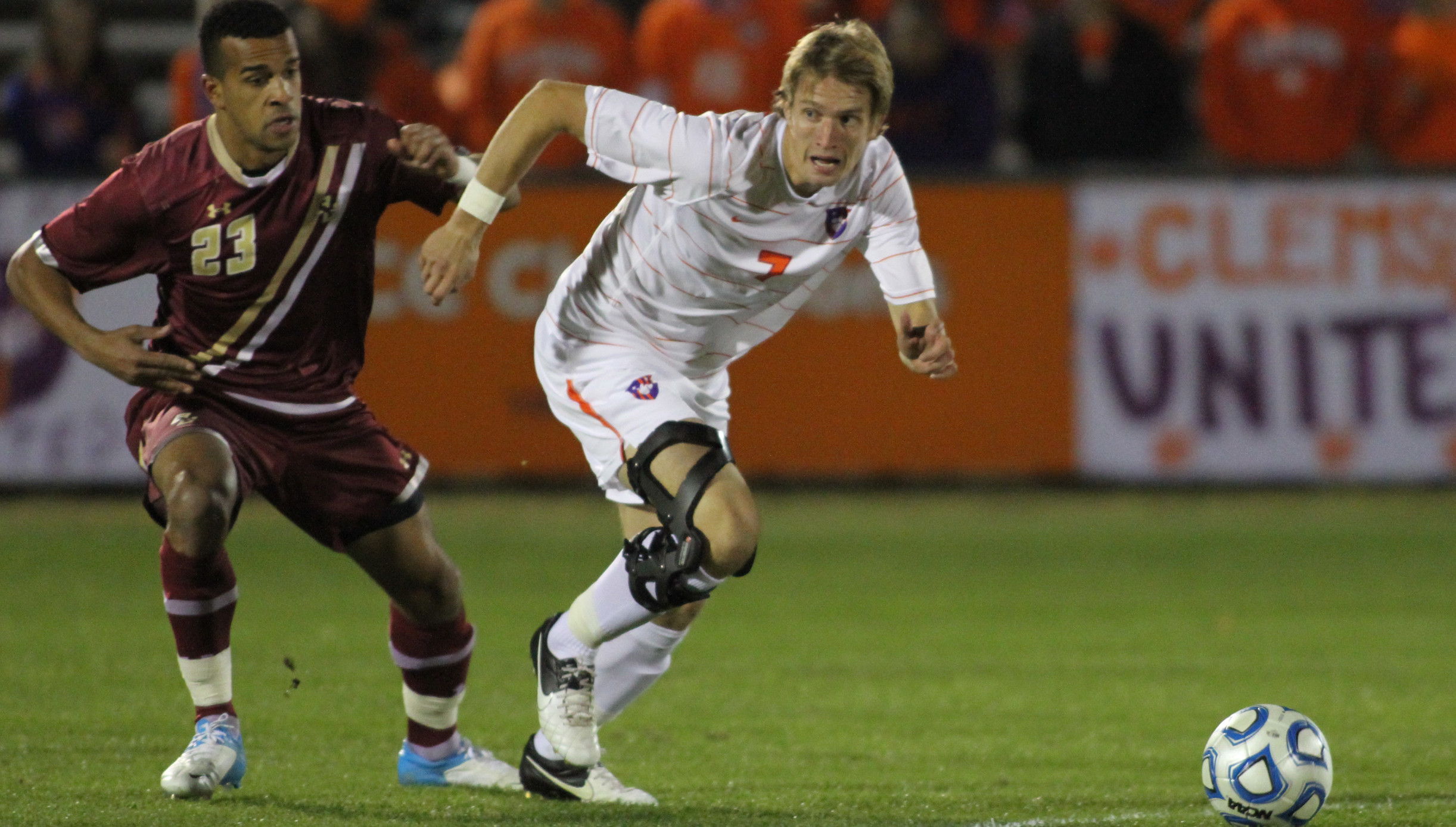 Clemson Defeats Wofford in Men?s Soccer Exhibition Action