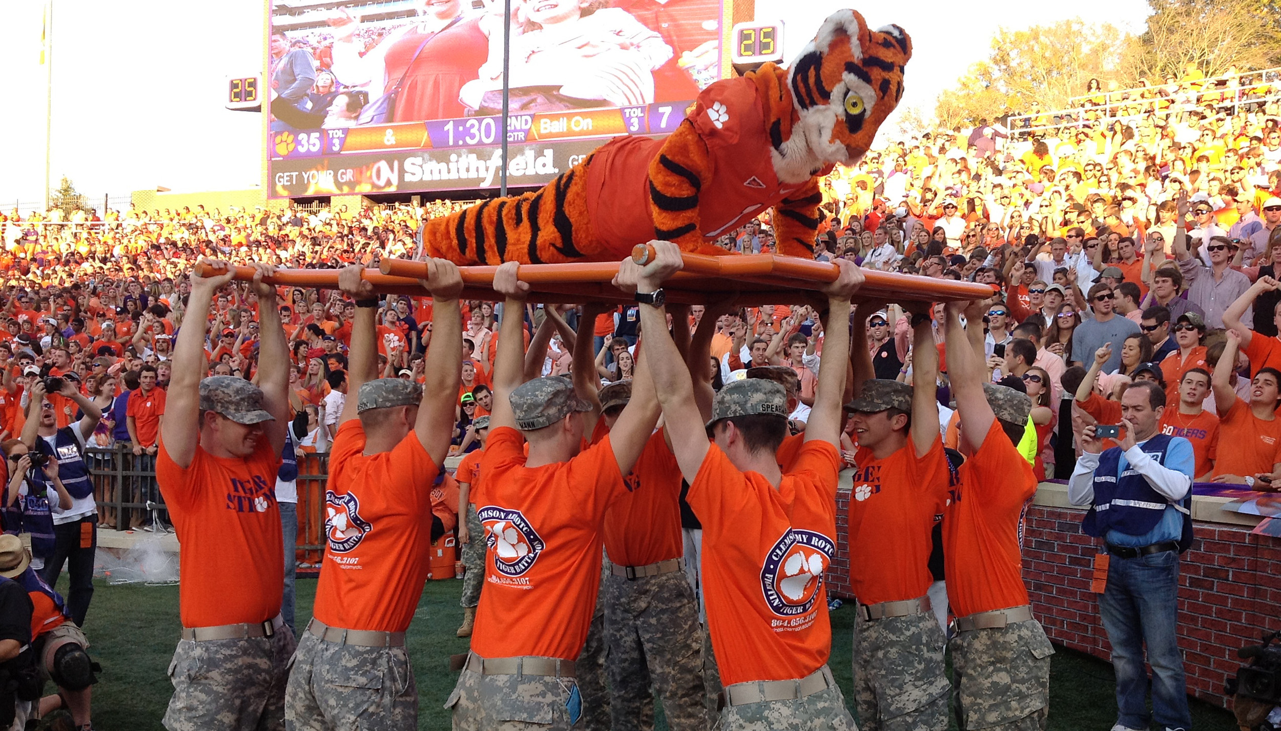 Clemson Football to Host Tiger Youth Day Saturday, March 9