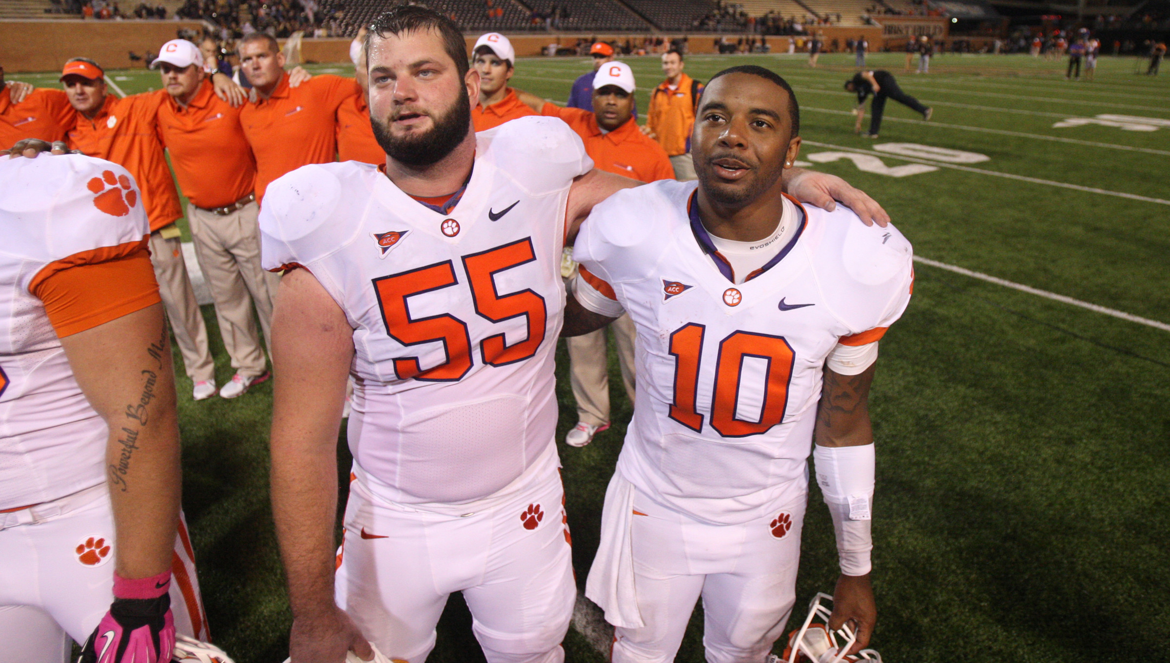 Boyd and Freeman Both Named First-Team All-Americans by AFCA