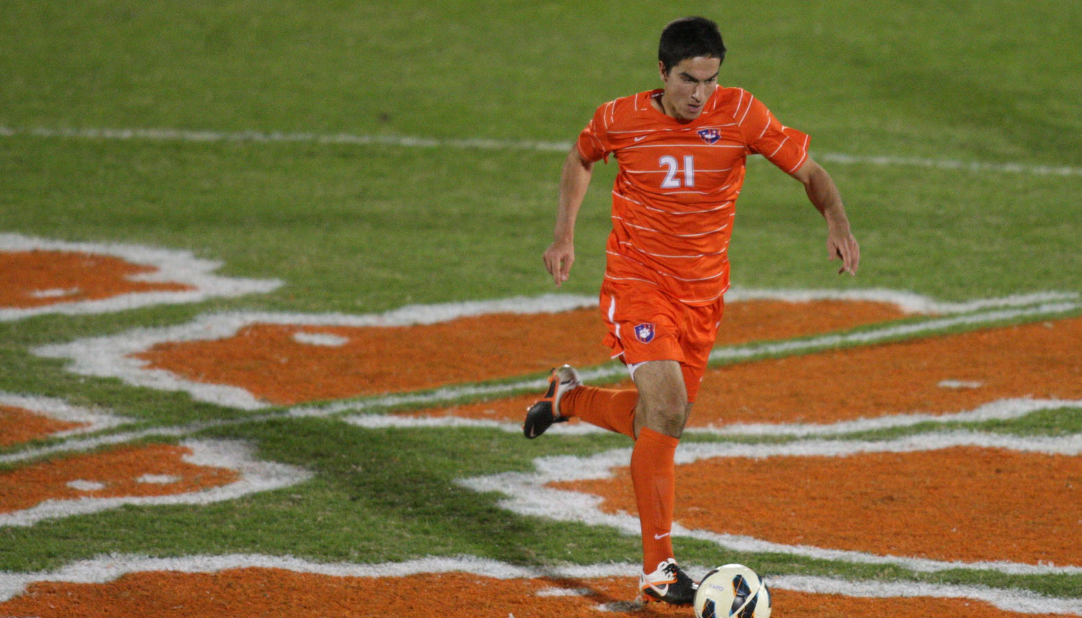 Clemson Will Play Host to Boston College in ACC Men's Soccer Quarterfinals Tuesday Night