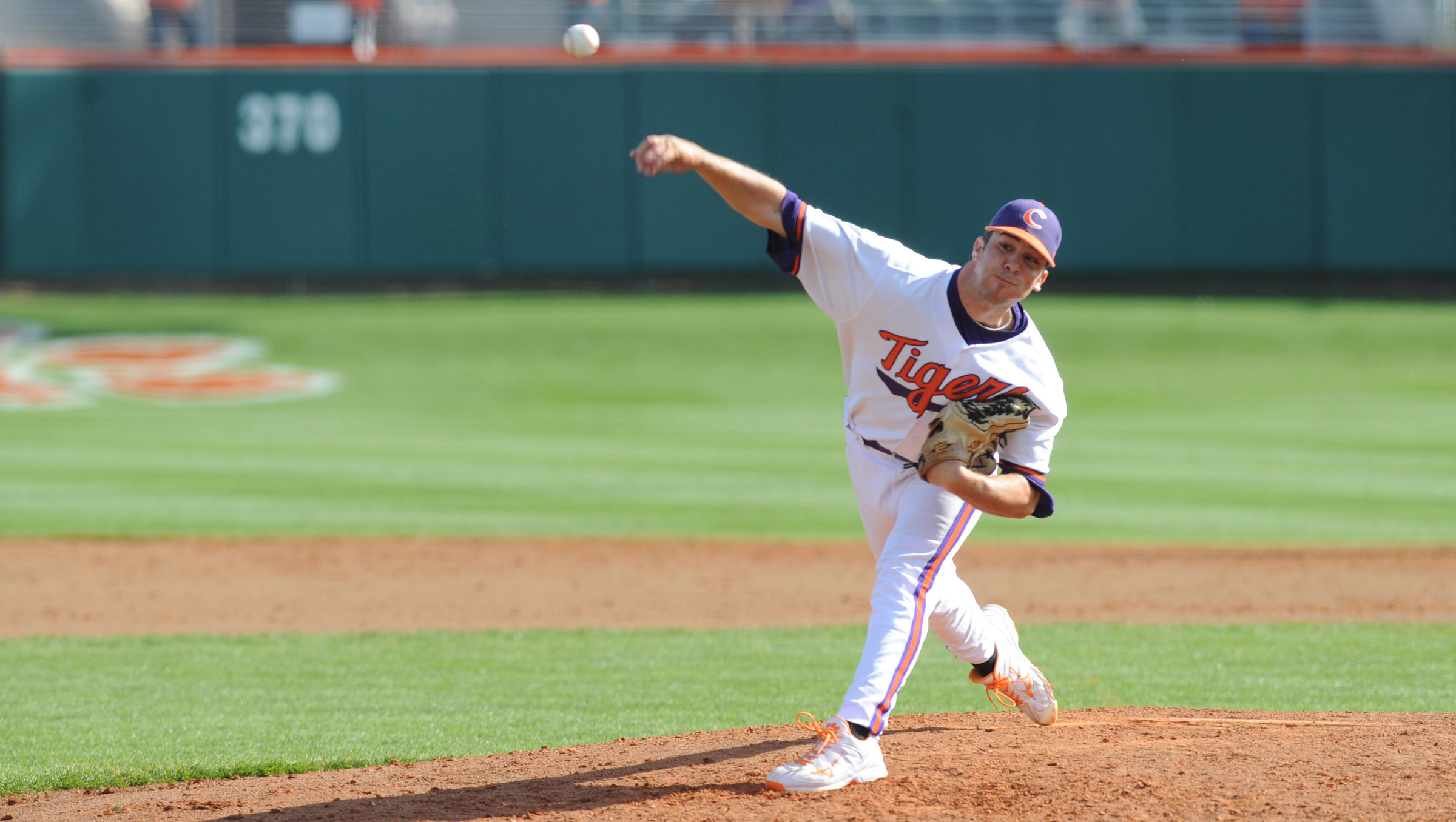 Crownover & Campbell Blank Eagles 1-0 Sunday to Give Tigers Series Sweep