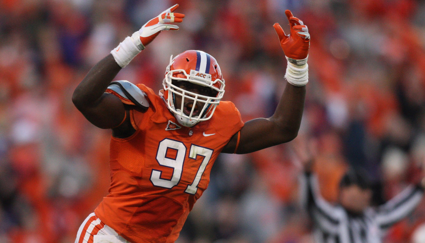 Three More Clemson Players Taken in NFL Draft