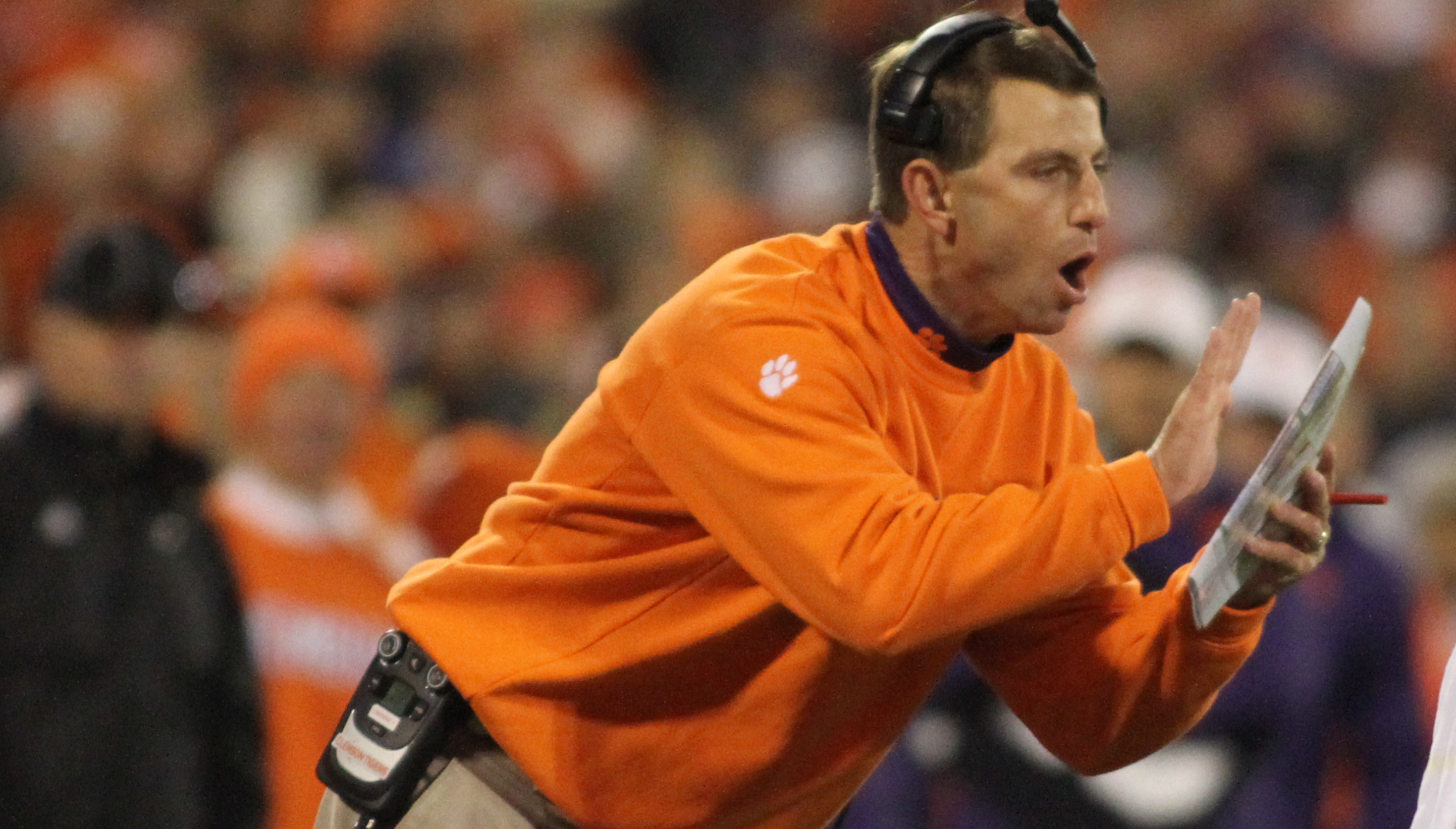 Four Student-Athletes Added to Clemson Football Roster