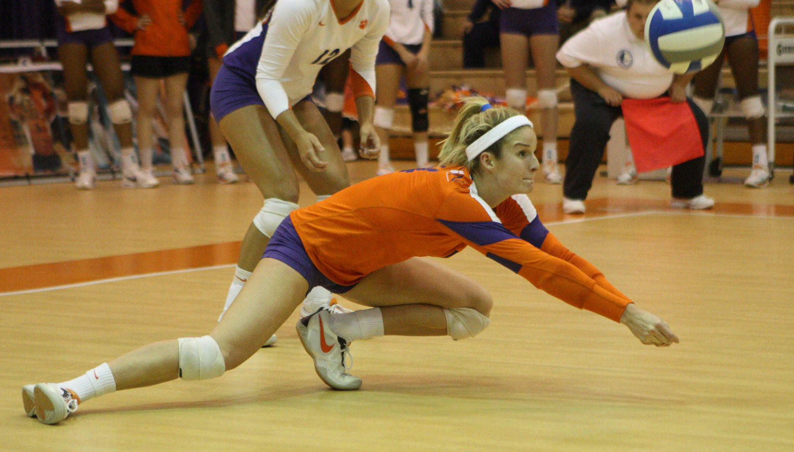 Three Clemson Student-Athletes Earn Volleyball All-ACC Academic Honors