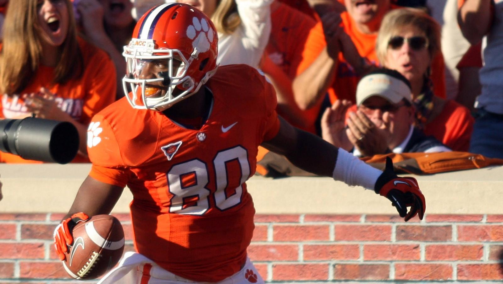 Clemson Football Video Report: Brandon Ford