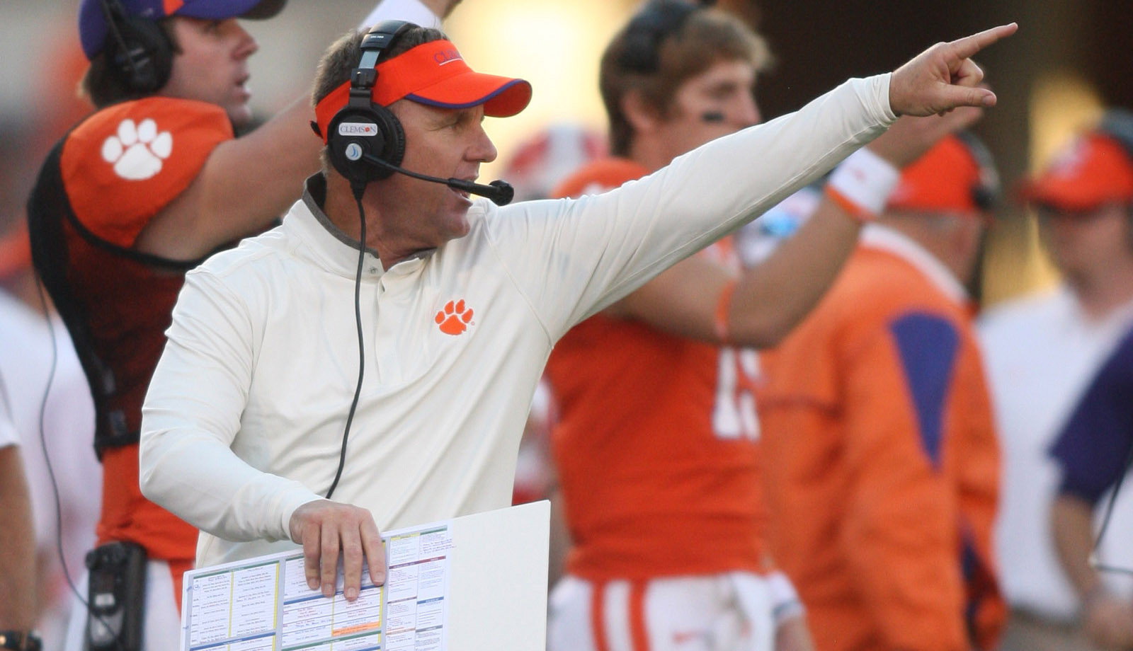 Exclusive: Clemson, LSU Talk Matchups for Upcoming Clash