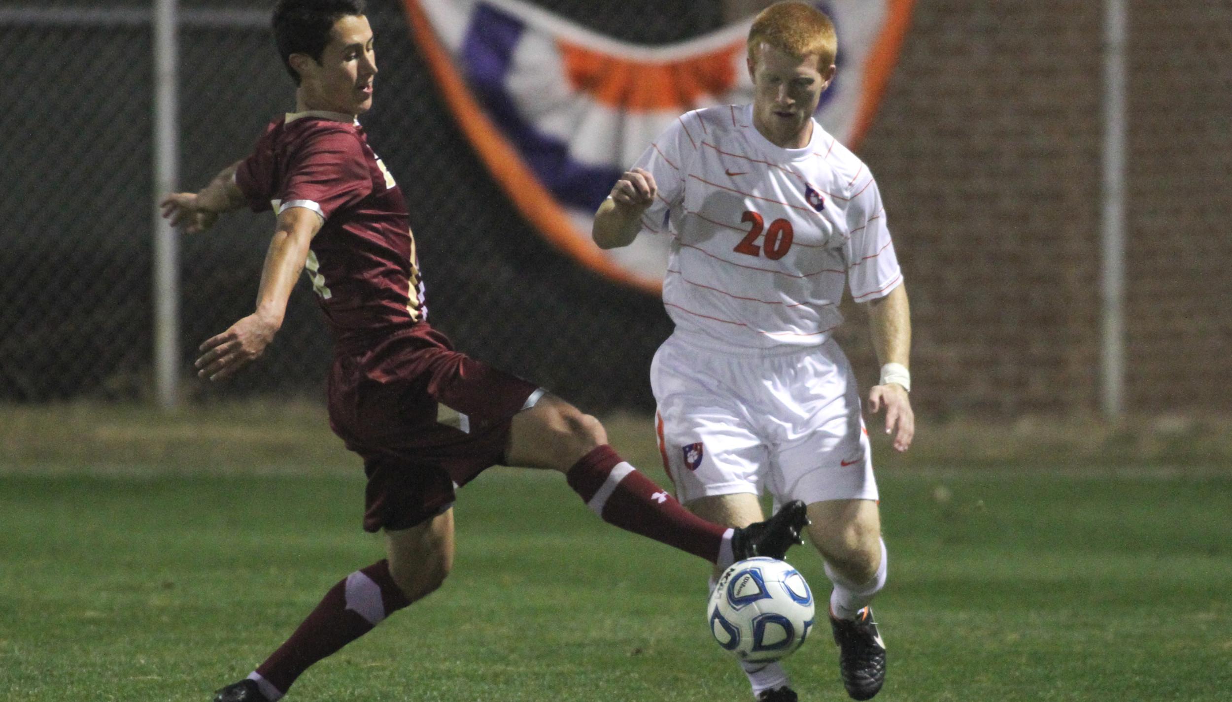 Four Clemson Men's Soccer Players Named Academic All-ACC