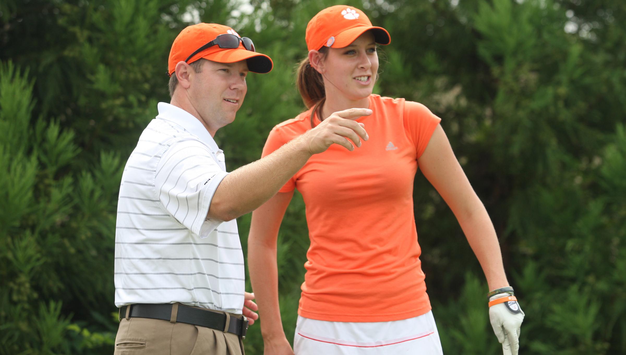 Clemson Women's Golf Team 13th in Latest GolfWorld Coaches Poll