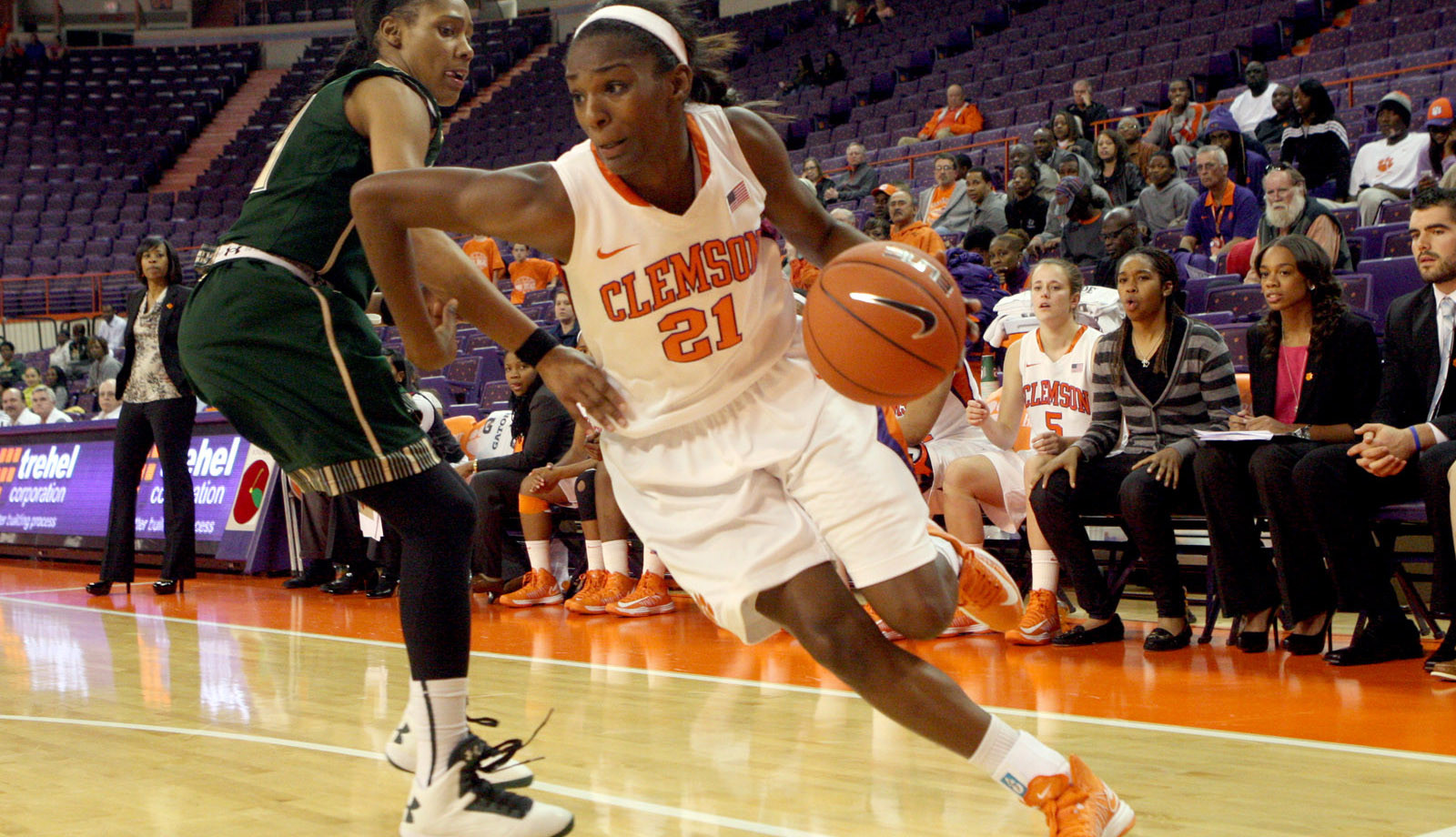 Clemson Drops Close One on Saturday Night