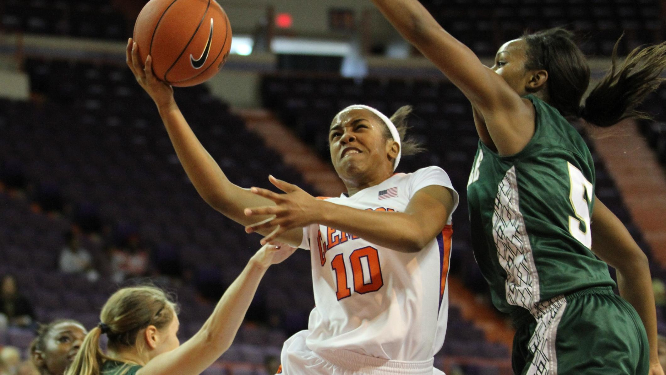 Lady Tigers Back in Action Sunday