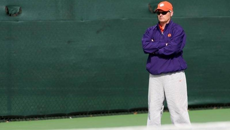 Clemson Announces Men's Tennis Signees for 2013-14 Season