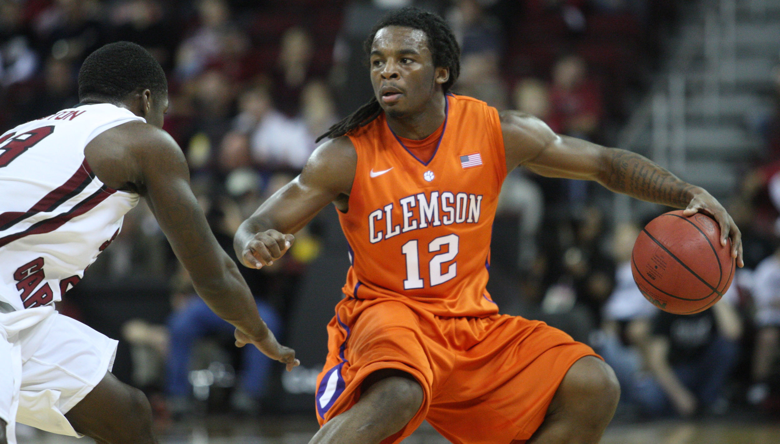 Clemson to Celebrate Military Appreciation Day Saturday at Men's Basketball Game
