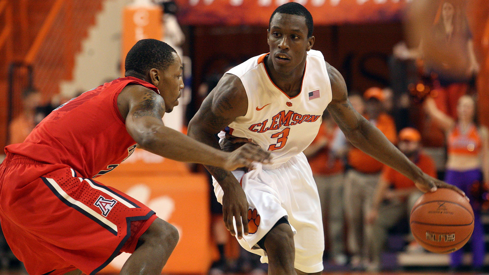 Exclusive: Young Tiger Team Eager to tip off ACC Regular Season