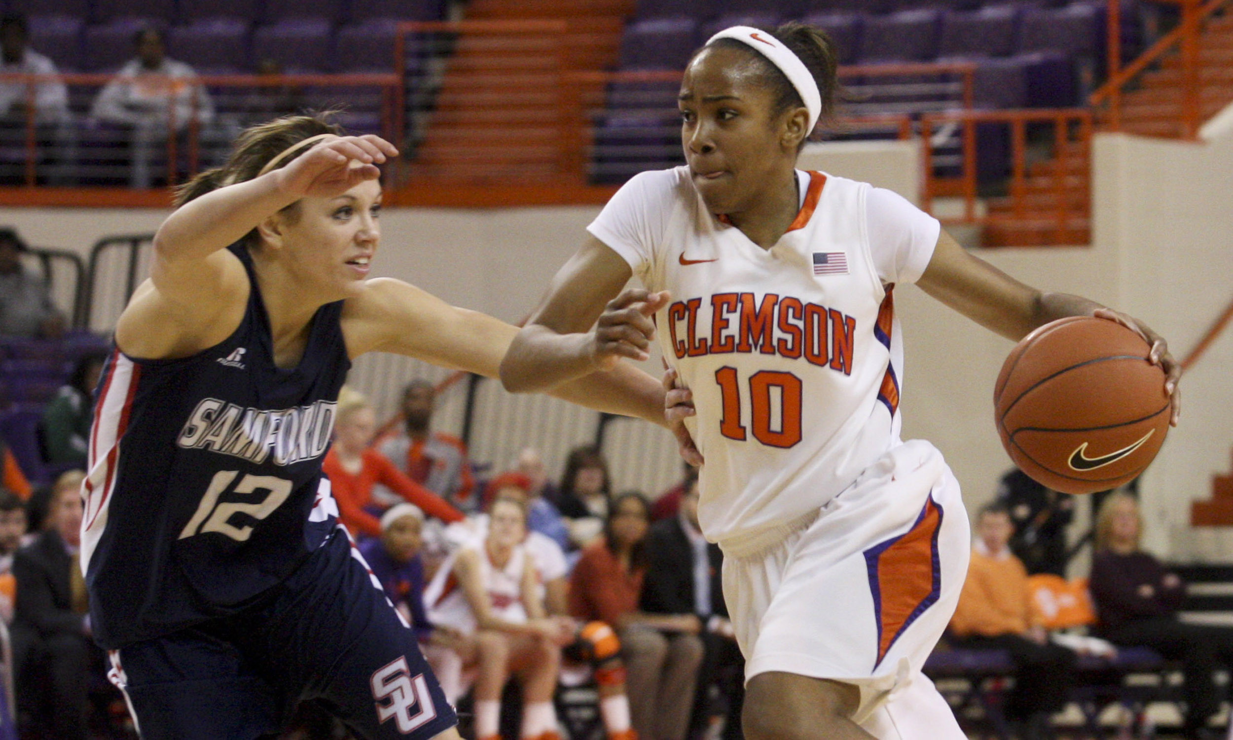 Clemson Falls at No. 4/5 Duke Thursday