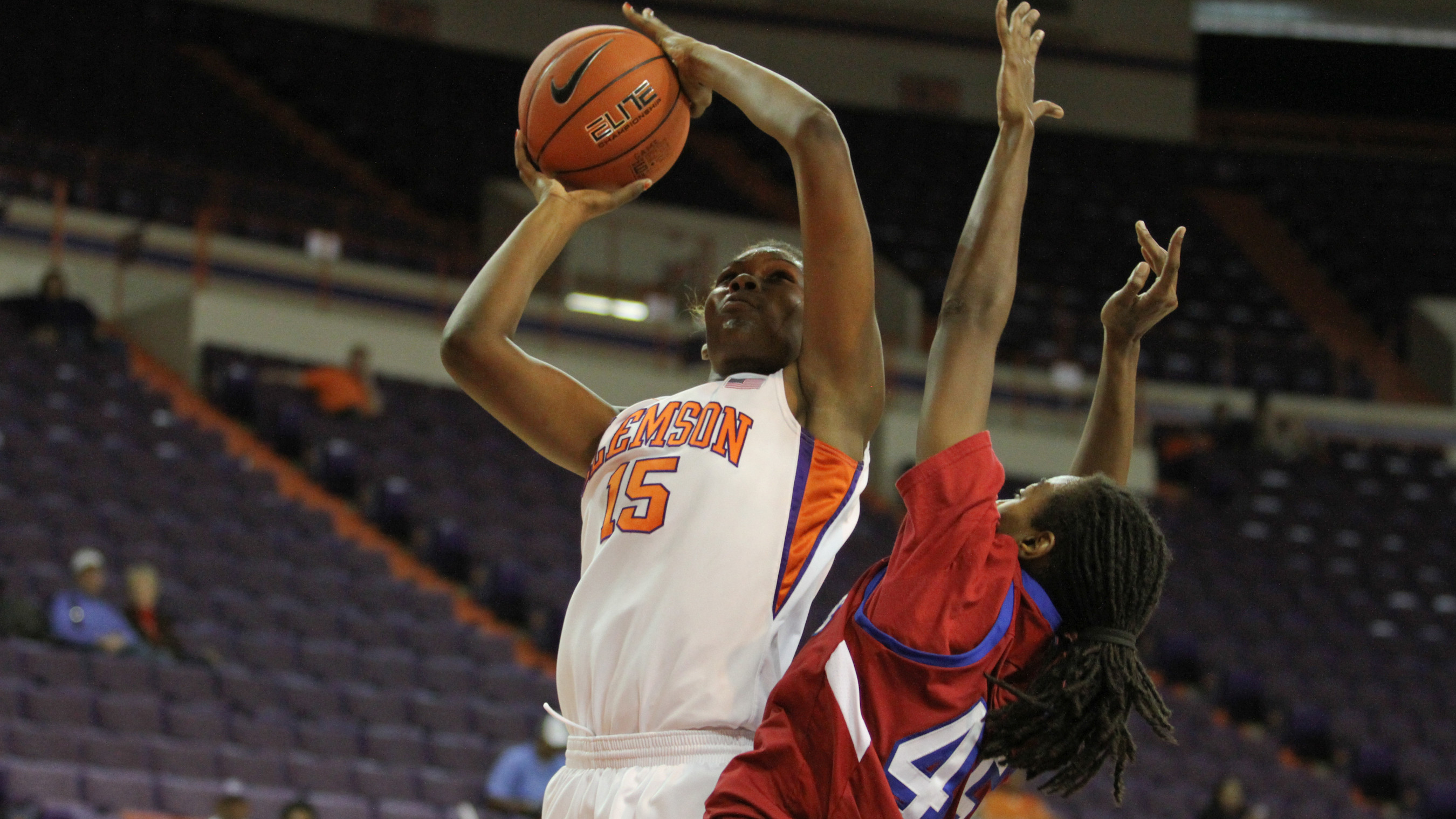 Nyilah Jamison-Myers Named ACC Rookie-of-the-Week