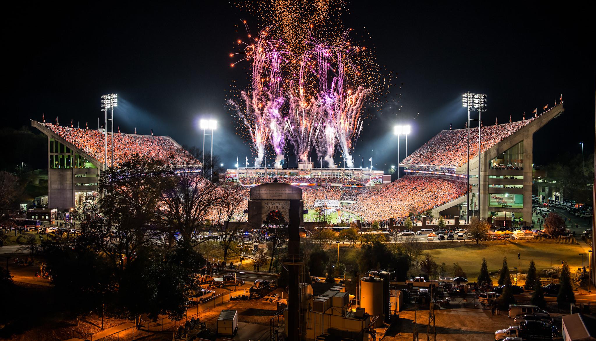 Clemson Announces Home Game Designations for 2013 Football Season