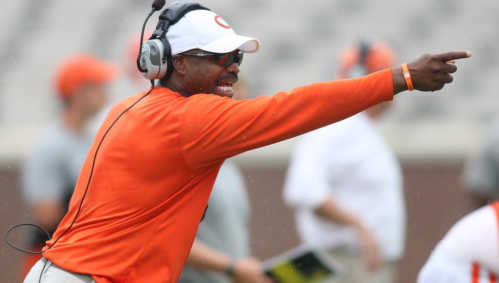 Harbison Accepts Position at Auburn